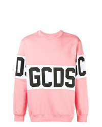 Sudadera estampada rosada de Gcds