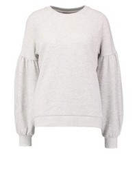 Sudadera gris de Vero Moda