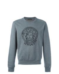 Sudadera gris de Versace