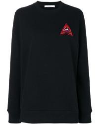 Sudadera negra de Givenchy