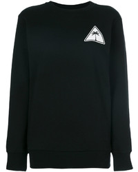 Sudadera negra de Palm Angels