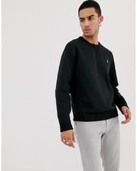 Sudadera negra de Polo Ralph Lauren