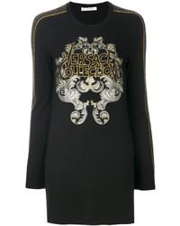 Sudadera negra de Versace