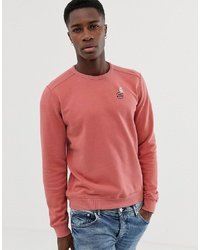 Sudadera rosa de Scotch & Soda