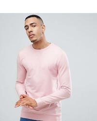 Sudadera rosada de Asos