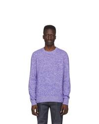Sudadera violeta claro de A.P.C.