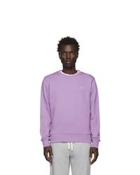 Sudadera violeta claro de Saturdays Nyc