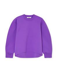 Sudadera violeta claro de Tibi