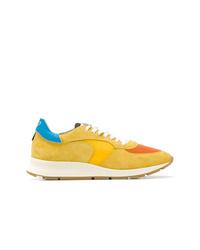 Tenis amarillos de Philippe Model