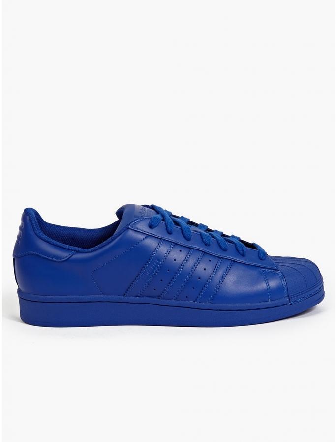 zapatillas adidas originals azules