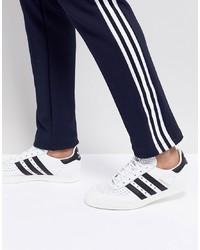 Tenis blancos de adidas Originals