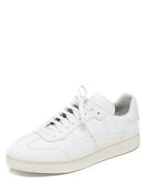 Tenis blancos de Alexander Wang
