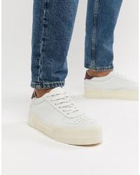 Tenis blancos de ASOS DESIGN