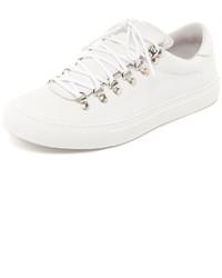 Tenis blancos de Diemme