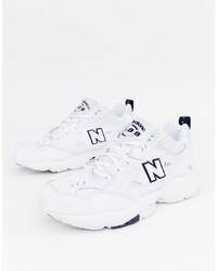Tenis blancos de New Balance