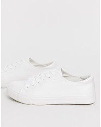 Tenis blancos de New Look