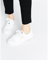 puma mujer zapatillas blancas