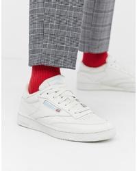 Tenis blancos de Reebok