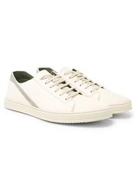 Tenis blancos de Rick Owens