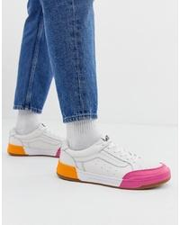 Tenis blancos de Vans