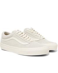 Comprar unos tenis blancos Vans de MR PORTER | Outfits
