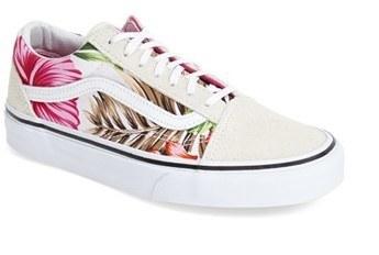 Compre zapatillas vans mujer flores   62% OFF! b914b71a5d9