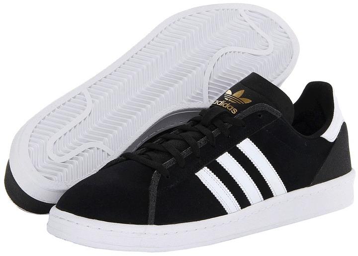 zapatillas adidas campus negras
