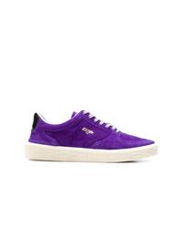Tenis de ante en violeta de Golden Goose Deluxe Brand