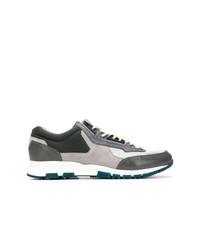 Tenis de ante grises de Lanvin