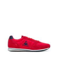 Tenis de ante rojos de Le Coq Sportif