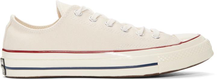 d5f6eed7 Tenis de lona blancos de Converse: dónde comprar y cómo combinar