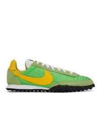 Tenis de lona verdes de Nike