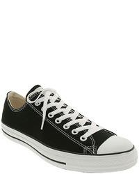 Tenis en negro y blanco