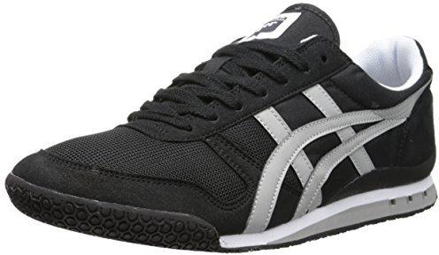 zapatillas asics tiger negra