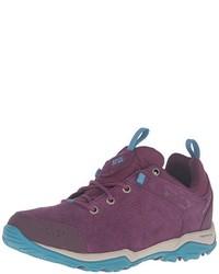 Tenis en violeta de Columbia
