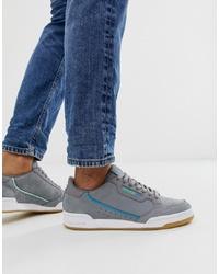 Tenis grises de adidas Originals
