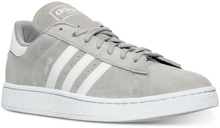 zapatillas adidas campus gris