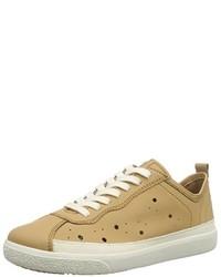 Tenis marrón claro de Pantofola D'oro