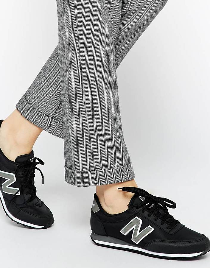 new balance negras mujer 410