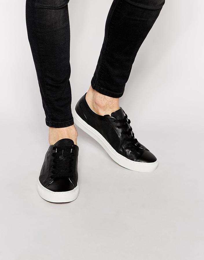 Zapatos negros de punta abierta formales Aldo para mujer 3mTDn