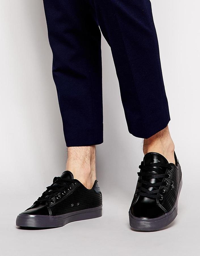 Zapatos negros Creative Recreation para hombre AiRkqRp