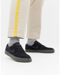 Tenis negros de Nike SB