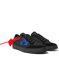 Tenis negros de Off-White
