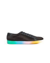 Tenis negros de Saint Laurent