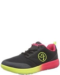 Tenis negros de Zumba Footwear