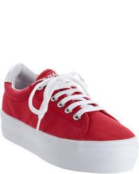 Tenis rojos