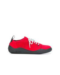 Tenis rojos de Lanvin