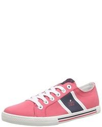 Tenis rosa de Helly Hansen