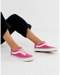 Tenis rosa de Vans
