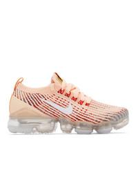 Tenis rosados de Nike